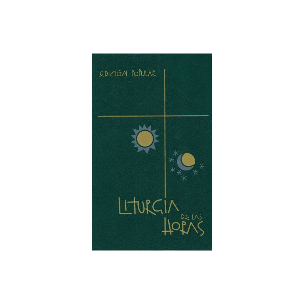 Liturgia De Las Horas Large Print Paperback