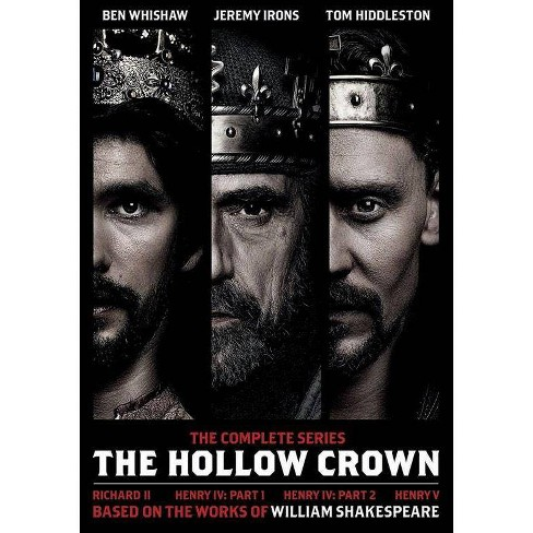 The Hollow Crown: The Complete Series (DVD) - image 1 of 1