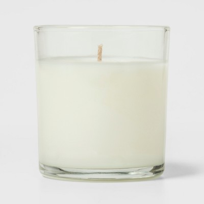 Boxed Petite Glass Jar Candle Lemon & Verbena - Smith & Hawken™