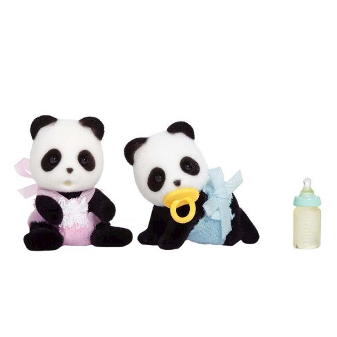 Calico Critters Wilder Panda Twins - image 1 of 5