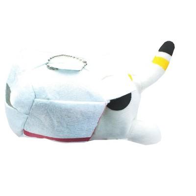 """Little Buddy LLC Neko Atsume: Kitty Collector 6"""" Plush: Sunny Cake Box"""
