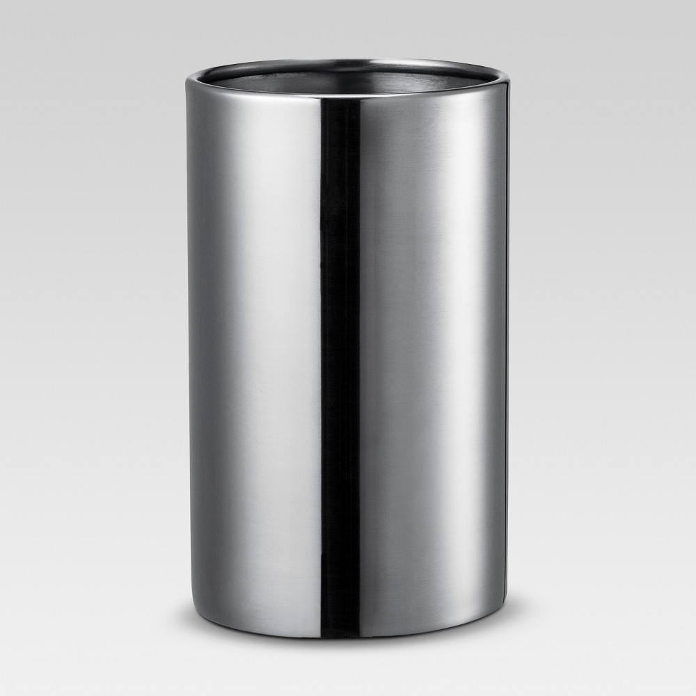 Image of Brushed Stainless Steel Tumbler - Threshold , Silver