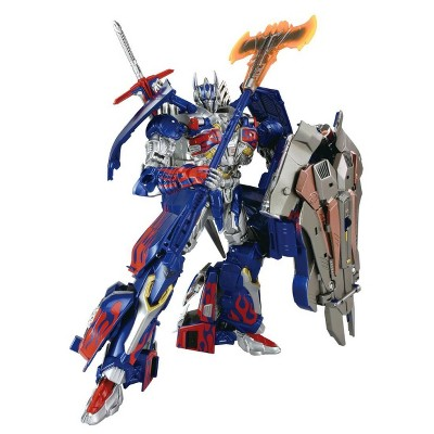 TLK-15 DX Caliber Optimus Prime with Limited Edition Weapon   Transformers the Last Knight Premier Edition Action figures