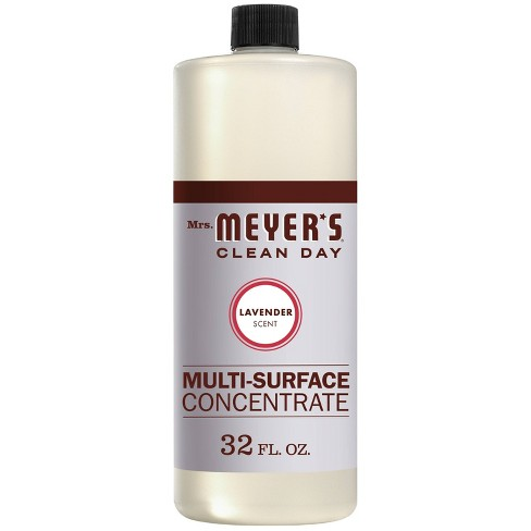 Mrs. Meyer's Lavender Multi-Surface Concentrate - 32 fl oz - image 1 of 4
