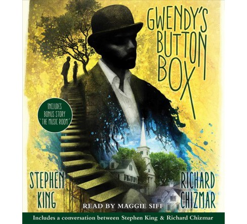 Gwendy's Button Box : Includes Bonus Story The Music Room (Unabridged) (CD/Spoken Word) (Stephen King & - image 1 of 1