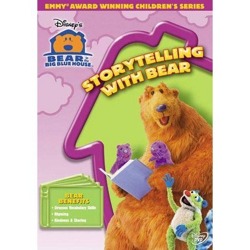 Bear in the Big Blue House: Storytelling with Bear (DVD) - image 1 of 1