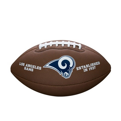 more photos 5a449 f6474 NFL Los Angeles Rams Official Size Football