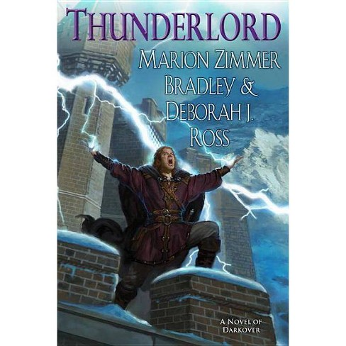 Thunderlord - (Darkover) by  Marion Zimmer Bradley & Deborah J Ross (Paperback) - image 1 of 1