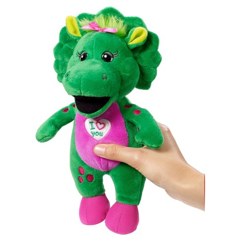 Fisher Price Barney And Friends Baby Bop 10 Plush Doll Target