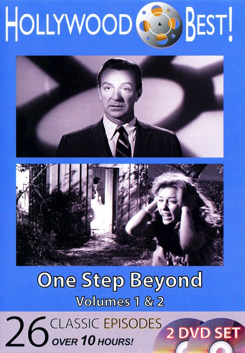 Hollywood best:One step beyond (DVD) - image 1 of 1