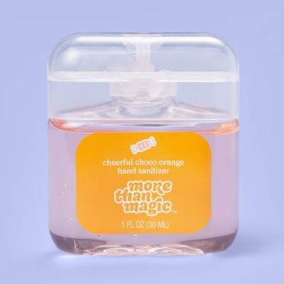 MagicBac Hand Sanitizer - Cheerful Choco Orange - 1 fl oz - More Than Magic™