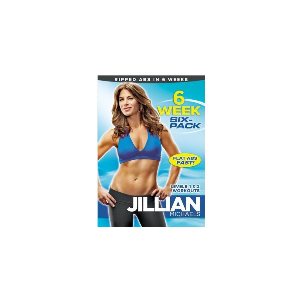 Jillian Michaels 6 Week Six-Pack (Dvd)