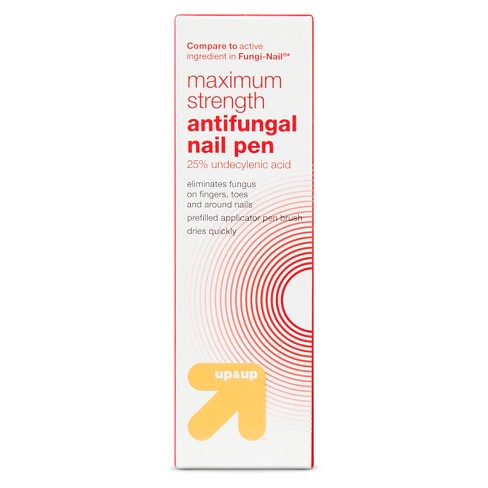 Antifungal Maximum Strength Nail Pen - 0.057oz - Up&Up™ (Compare to active ingredient in Fungi-Nail) - image 1 of 1