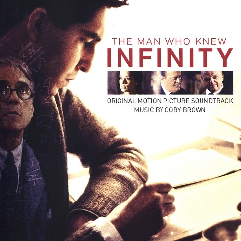 Coby brown - Man who knew infinity (Ost) (CD) - image 1 of 1