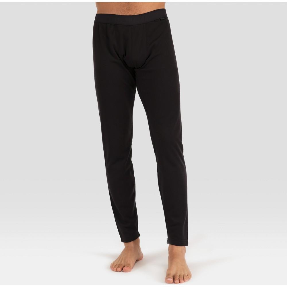 Image of Men's Wilder Tech Fleece Pants - Black L, Size: Large