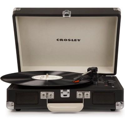 Crosley Cruiser Deluxe Turntable - Chalkboard