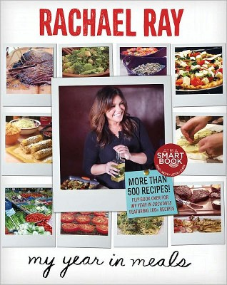 My Year in Meals / My Year in Cocktails (Hardcover)by Rachael Ray