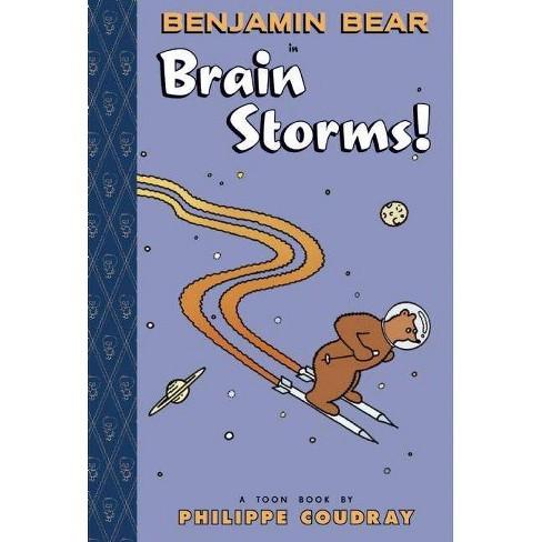 Benjamin Bear in Brain Storms! - (Hardcover) - image 1 of 1