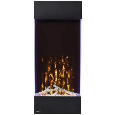Napoleon Products 38-In Allure Vertical Wall Mount Electric Fireplace NEFVC38H