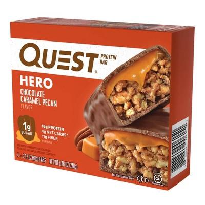 Granola & Protein Bars: Quest Hero
