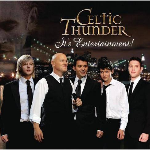 Celtic Thunder (Ireland) - It's Entertainment (CD) - image 1 of 1