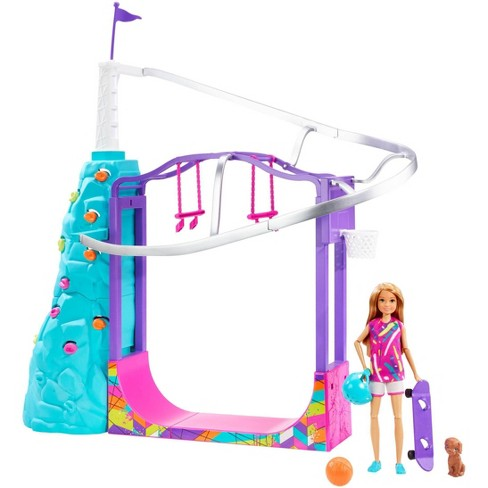 Barbie Team Stacie Extreme Sports Playset - image 1 of 4