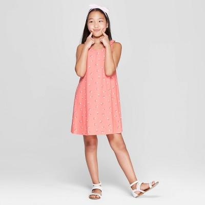 Peach Knit Dress