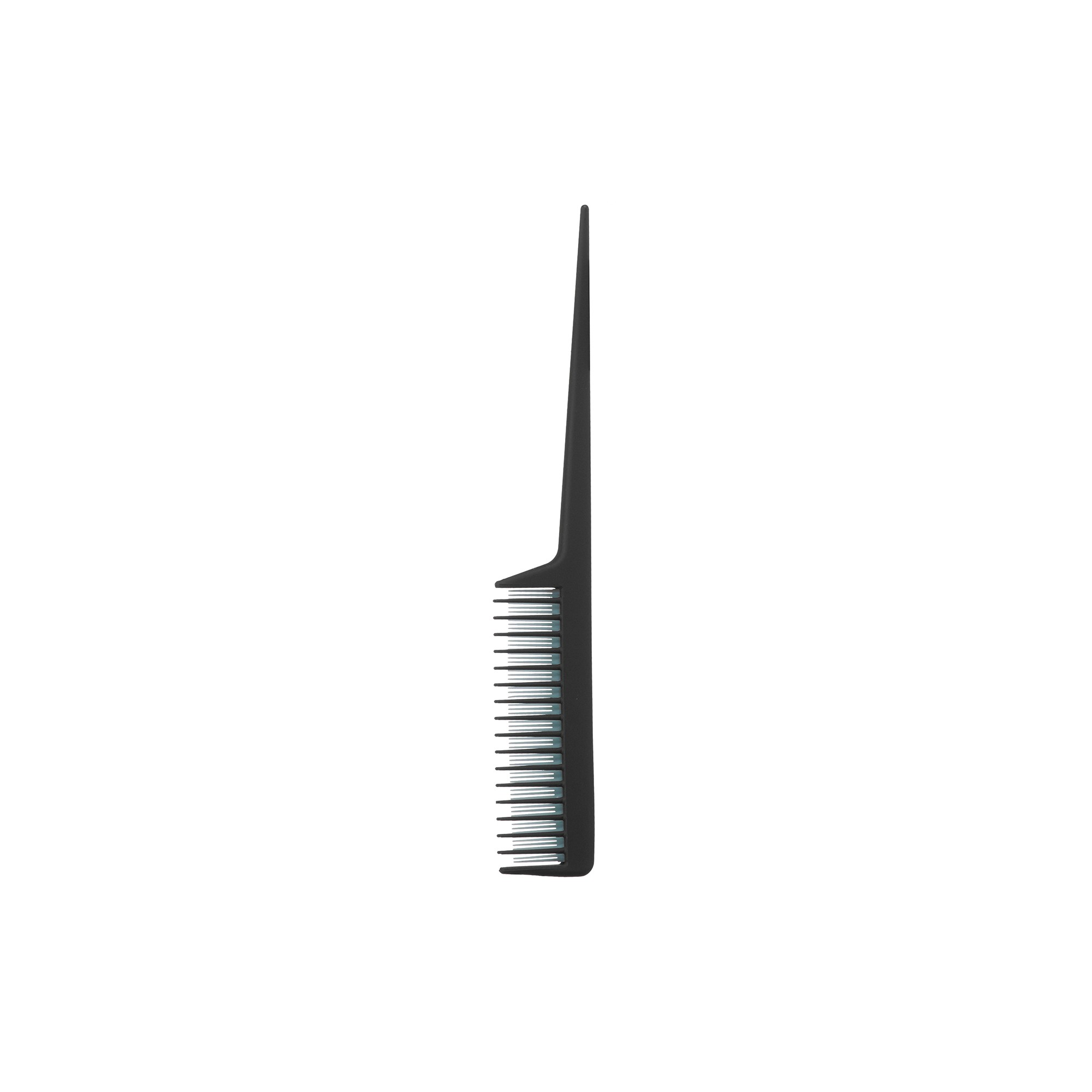 Conair Lift & Tease Style Soft-Touch Comb, Black