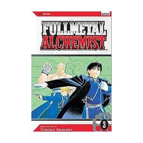 Fullmetal Alchemist 3 (Paperback) (Hiromu Arakawa)   Target d09baf2d5a7