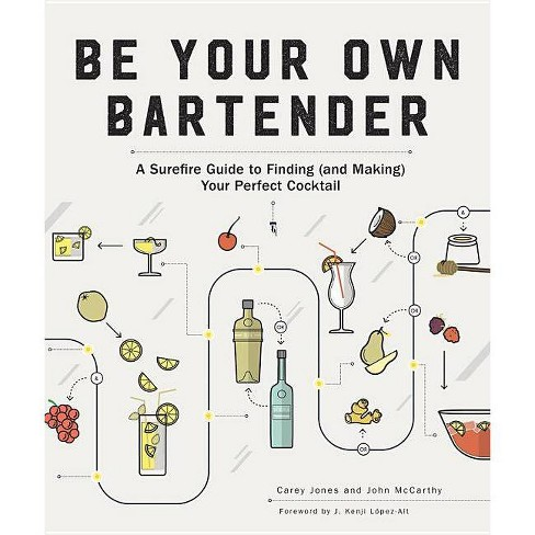 Be Your Own Bartender - by  John McCarthy (Paperback) - image 1 of 1