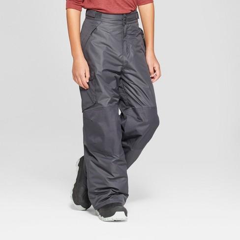 9efec736a473 Boys  Solid Snow Pants - C9 Champion® Charcoal   Target
