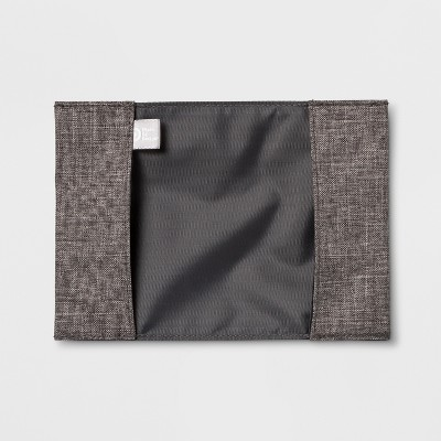 Passport Wallet Heather Gray  - Made By Design™