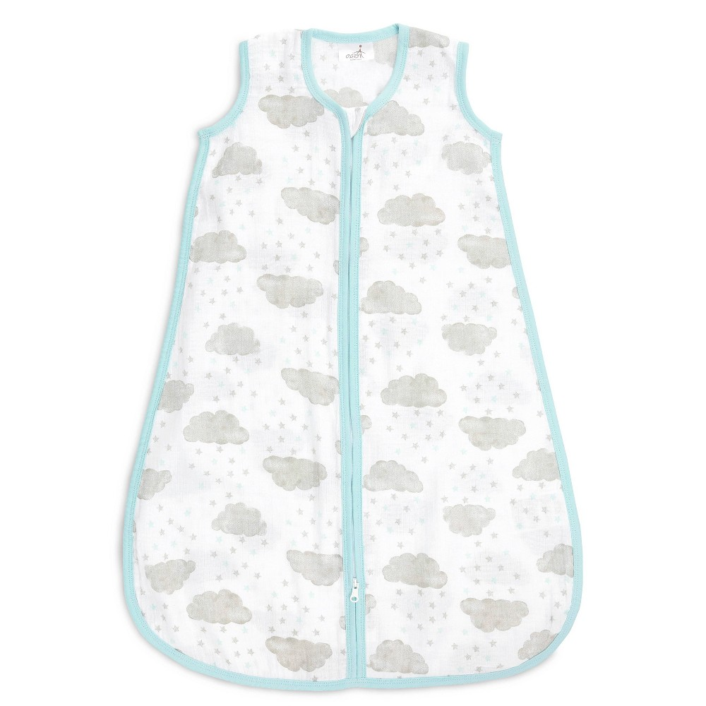 Image of Aden + Anais Essentails Classic Wearable Blanket Partly Sunny