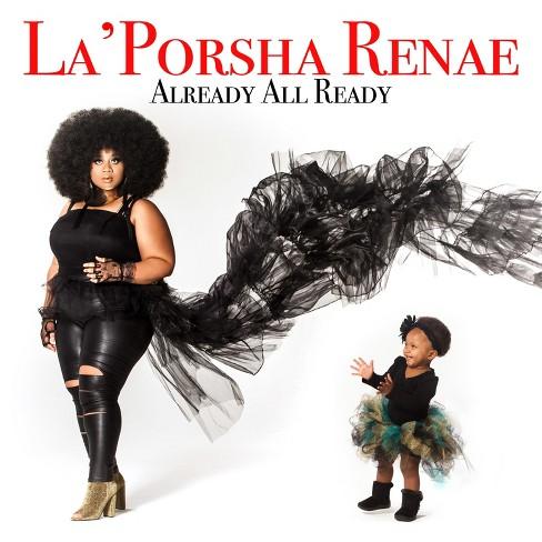 La'Porsha Renae - Already All Ready (CD) - image 1 of 1