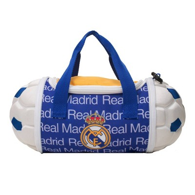 La Liga Real Madrid CF Collapsible Soccer Ball Lunch Bag