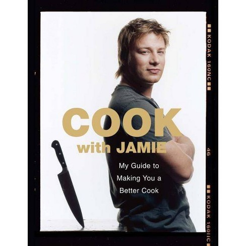 Cook with Jamie - by  Jamie Oliver (Hardcover) - image 1 of 1