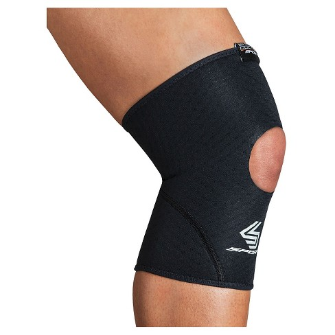 Shock Doctor Compression Knee Sleeve with Open Patella - Small - image 1 of 2