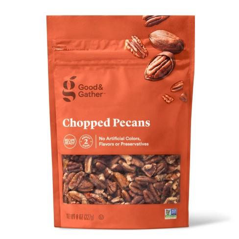 Chopped Pecans - 8oz - Good & Gather™ - image 1 of 3