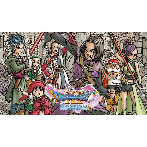 Dragon Quest XI: Echoes of an Elusive Age S Definitive Edition - Nintendo Switch (Digital) - image 1 of 4