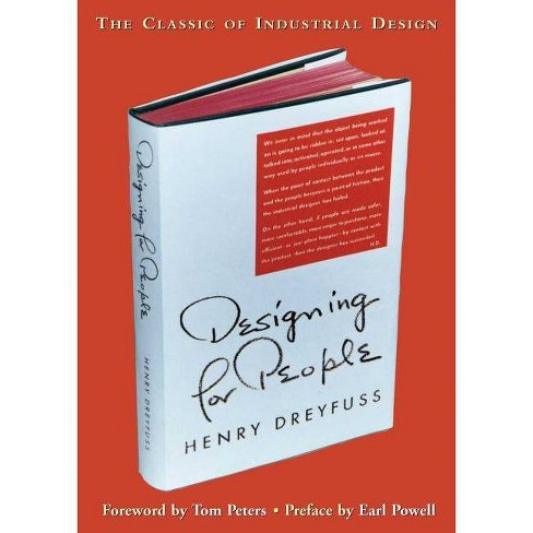 Designing for People - by  Henry Dreyfuss (Paperback) - image 1 of 1