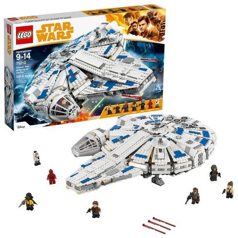 LEGO Star Wars Kessel Run Millennium Falcon 75212 - image 1 of 4