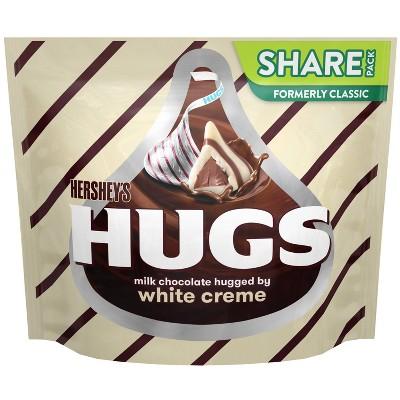 Hershey's Hugs Chocolate Candy - 10.6oz