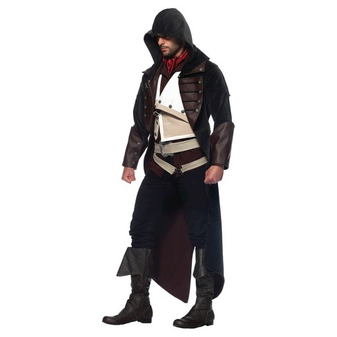 Men's Assassins Creed Arno pc Costume - image 1 of 1