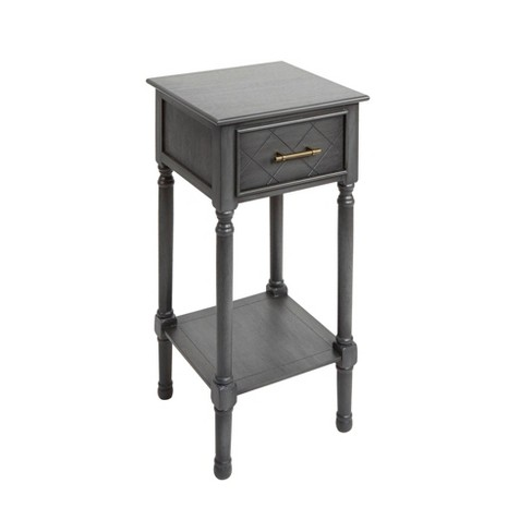 Square Accent Table - Silverwood - image 1 of 1