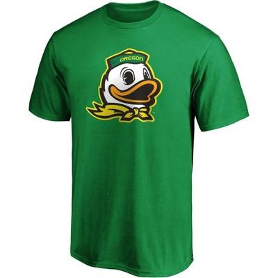 NCAA Oregon Ducks Men's Short Sleeve Crew Neck Core T-Shirt
