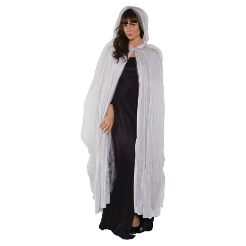 Adult Costume Ghost Cape - image 1 of 1