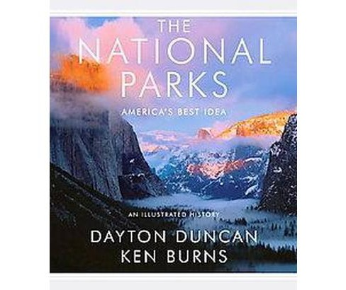 The National Parks (Hardcover) by Dayton Duncan - image 1 of 1