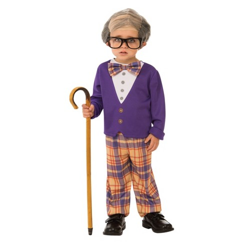 Kids' Little Old Man Halloween Costume - image 1 of 1