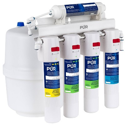 PUR 5-Stage Quick-Connect RO Water Treatment System