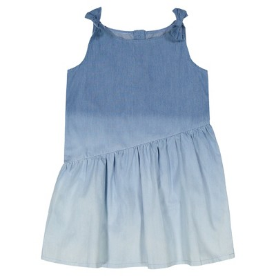 Andy & Evan  Toddler Chamrbay Dress